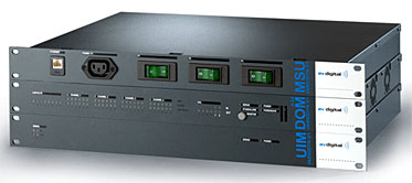 Connex telecom Omroep- en Ontruimingssystemen