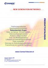 Datanetwerken Koper Connex Telecom
